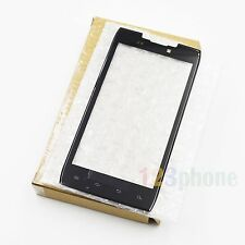 FRONT OUTER GLASS LENS FOR MOTOROLA DROID RAZR XT910 XT912 #GS-344 BLACK
