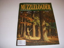 MUZZLELOADER MAGAZINE, September/October, 2011, NORTHWEST TRADE GUNS, CAST TACKS