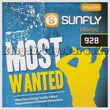 SUN-FLY Pop Karaoke CDGs & DVDs