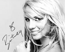 Britney Spears - Signed Autograph REPRINT