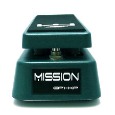 Mission Engineering EP1-KP Expression Pedal for Kemper Profiler & Remote Green