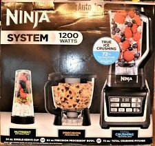 Ninja Auto-iQ Kitchen System, 1200 Watts, BL910 (NEW IN BOX)