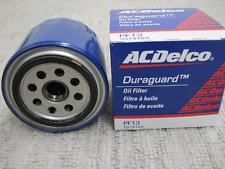 Filtre à huile AC-DELCO pf46e Chevrolet GMC Silverado Camaro Van Homard Pontiac Buick