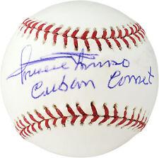 """Minnie Minoso Autographed MLB Baseball White Sox """"Cuban Comet"""" JSA #W21831"""