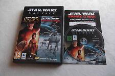 STAR Wars Mac Pack Mac (STAR WARS I CAVALIERI DELLA VECCHIA REPUBBLICA & IMPERO IN GUERRA)