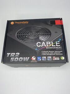 Thermaltake TR2 TR-500 500W ATX12V v2.3 SLI Ready CrossFire Ready Power Supply
