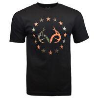 REALTREE Mens Tee T Shirt S M L XL XXL Buckhorn Logo American Hunting Deer NEW
