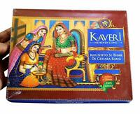Kaveri 12X Natural Herbal Henna Cones Temporary Tattoo kit Body Art Mehandi ink