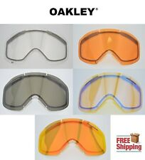 3f19ebb40dc OAKLEY® O2™ XL 02 SNOW GOGGLE DUAL PANE REPLACEMENT LENS SNOWBOARD SKI NEW