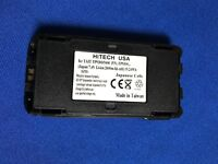 Hitech USA(Japan Li7.4v2600mAh TOPpower)For TAIT RADIOS TP9300/TP9400#TP9300...