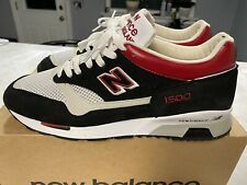 New Balance 1500WR Black/ Red/ White US 11.5