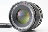 【Exc+5】Contax Carl Zeiss Sonnar T* 85mm F2.8 MMG Lens From JAPAN #159