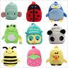 New Baby Toddler Kids Child Girls Cartoon Animal Backpack Schoolbag Shoulder bag