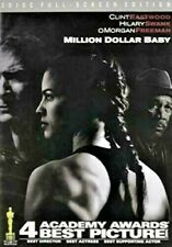 Million Dollar Baby (Dvd, 2005 2-Disc Set, Full Frame) Morgan Freeman World Ship
