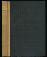 My Mortal Enemy by Willa Cather.1926, Signed, Limited, #2 of 220, VG-