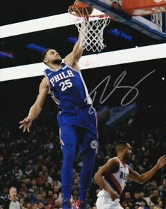 Ben Simmons 8X10 AUTOGRAPHED SIGNED PHOTO ( Philly 76'ers ) REPRINT