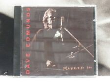 DAVE EDMUNDS - PLUGGED IN CD COME NUOVO LIKE NEW