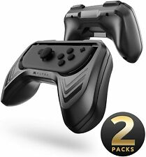 Mumba Grip For Nintendo Switch Console Joy-Con Controller Grip Handle Kit 2 PCS