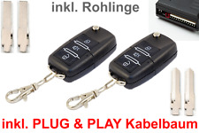 JOM 7105 Plug & Play Funkfernbedienung f. VW Golf 3,4(Cabrio),Passat 35i,Polo 6N