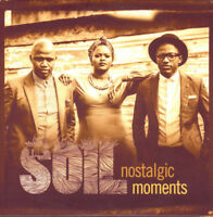 THE SOIL Nostalgic Moments (2014) 11-track CD album NEW/SEALED