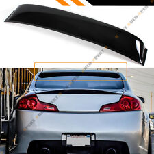 FOR 2003-2007 INFINITI G35 2 DOOR COUPE JDM REAR WINDOW ROOF VISOR SPOILER WING