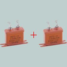 1 UF 300 V lotto di 2 LIBRO RUSSO PIO Condensatori audio mbgo мбго - 2