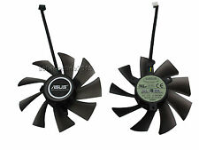 NEU Asus GTX 570 580 680 HD7950 7970 Video Card Everflow Lüfter FAN 4 Pin 95mm