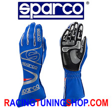 GUANTI KART SPARCO ARROW K-7 KARTING GLOVES HANDSCHUHE TAGLIA SIZE 08 BLUE