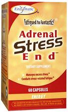 Fatigued to Fantastic! Adrenal Stress End - 60 Capsules - Enzymatic Therapy