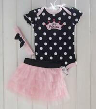 Spotted 100% Cotton Outfits & Sets (0-24 Months) for Girls