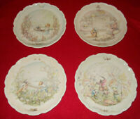 THE WIND IN THE WILLOWS ROYAL DOULTON COLLECTORS PLATES   SELECT PLATE