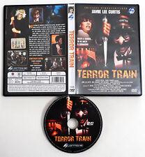 Terror train DVD