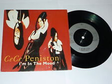 """CE CE PENISTON - I'm in the mood - 1993 German A&M 7"""""""