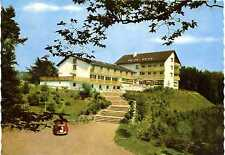 AK Hotel Restaurant Sonnenhof Rhenegge Kreis Waldeck alter Käfer A_462