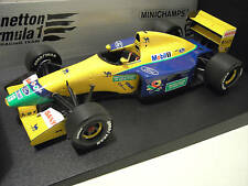 F1 BENETTON FORD 1992 B191B BRUNDLE EARLY SE 1/18 MINICHAMPS 100920120 formule 1