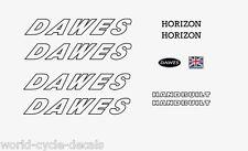 Dawes Horizon Black Decals-Transfers-Stickers #13