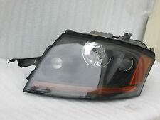 Audi TT  Headlight Xenon Front Head Lamp 2001 02 2003 05 2006 OEM Black
