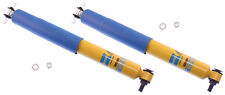2-BILSTEIN SHOCK ABSORBERS,REAR SHOCKS,PAIR,65-96 GM,CHEVY,BUICK,GMC,46MM,GAS