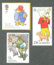 The Three Bears-Rupert-Paddington-Winnie-the-Pooh mnh collection