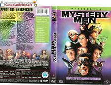 Mystery Men Dvd Ben Stiller, Janeane Garofalo, William H. Macy Kinka Usher