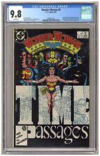 Wonder Woman #8 (CGC 9.8) Cheetah (Barbara Minerva); George Pérez; DC; 1987 B152