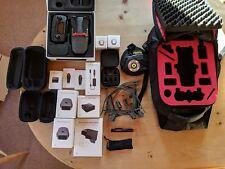 DJI Mavic Pro Fly More Combo 4K Camera Drone Mega Bundle