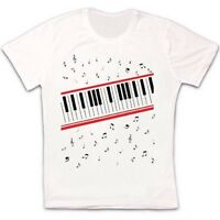 Piano Beat It Michael Jackson Mtv Video Retro Vintage Hipster Unisex T Shirt 509