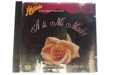 Nini Estrada y su Organo Melodico a ti Madre CD 1998 Mundi Music