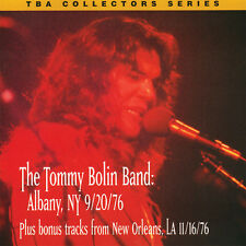 Tommy Bolin - Live In Albany 9-20-1976 [New CD] Manufactured On Demand