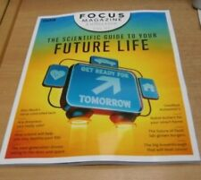 Bbc Focus Science & Technology Magazines in English