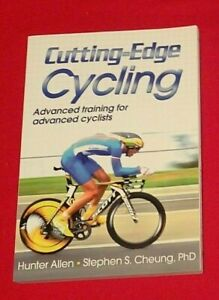 Cycling Cutting Edge Cycling by Hunter Allen BRAND NEW Cycle Racing Book