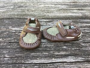 Robeez Boys Loafer Shoes 9-12 Months Size 4