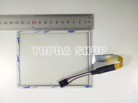 1pc For P/N:80F4-4110-58092  touch screen #XX