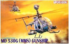 DRAGON 3526 1/35 MD 530G (MMS) Gunship Helicopter